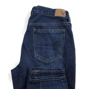 American Eagle Vintage High Rise Blue Stretch Jean